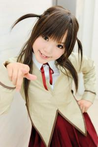 Cosplay 845335School_Rumble___Kipi_3