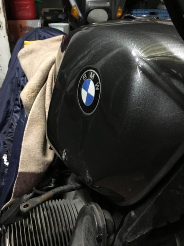 BMW R 100 RT du Padawan - Page 2 111121IMG5548