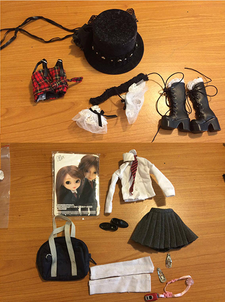 (vente) outfit PULLIP My MELODY,,SAGE,DAL 112089costum1