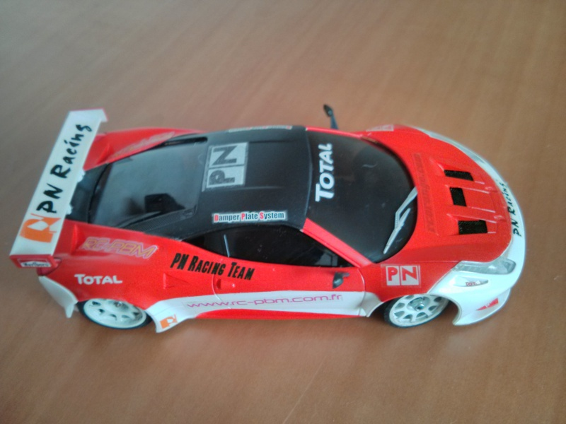 La Ferrari 458 à Solène 112929IMG20131227132808