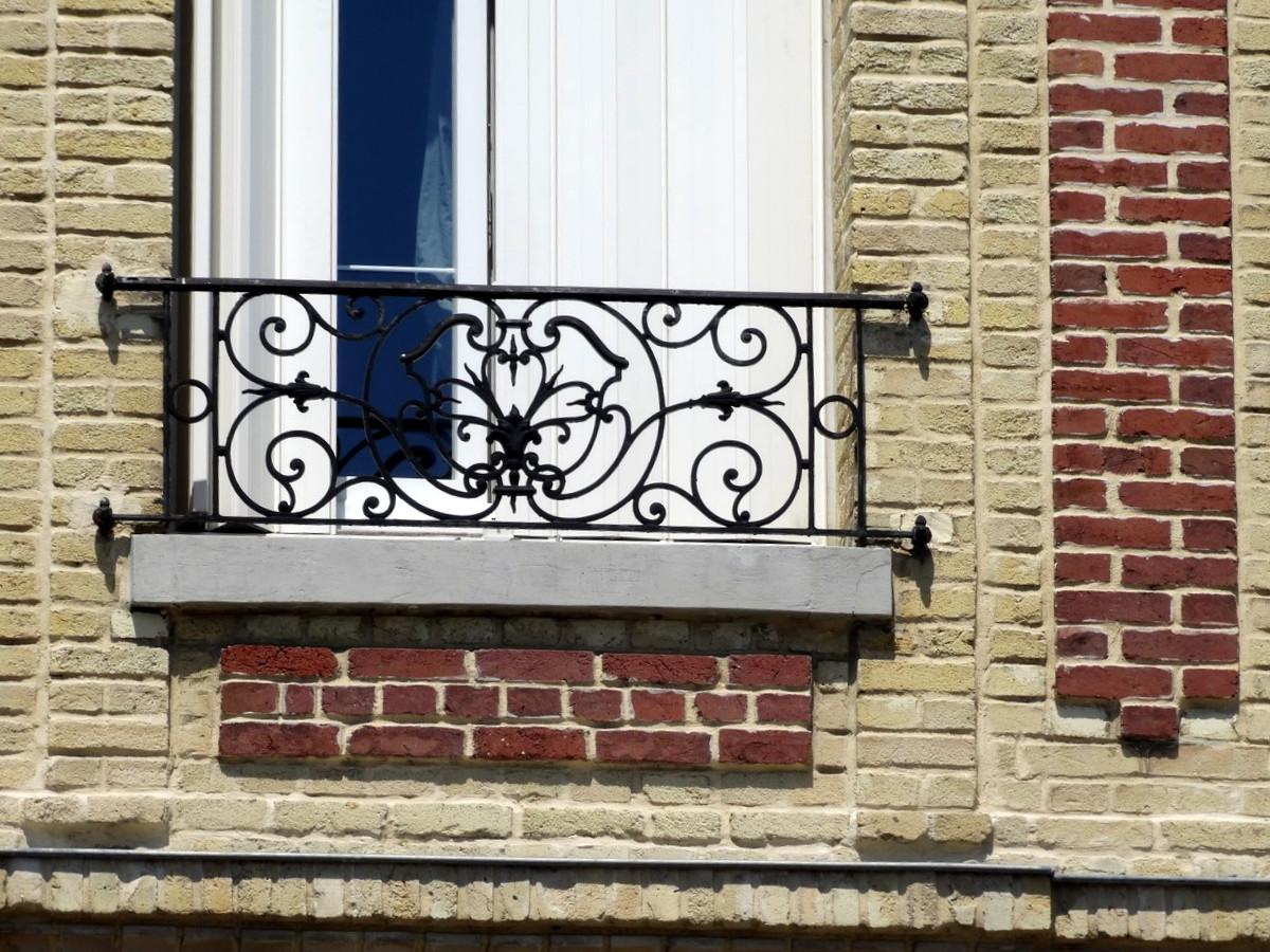 Balcons en fer forgé 113584036Copier