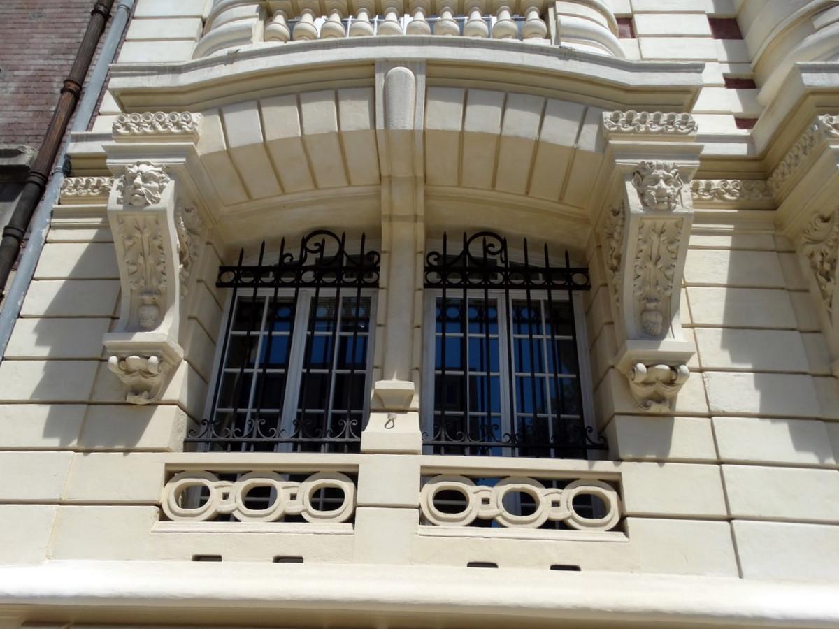 Balcons en fer forgé - Page 2 114062011Copier