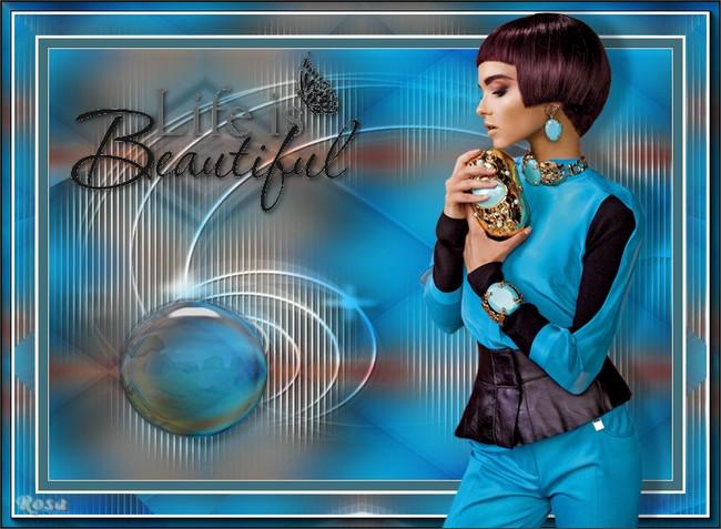N° 4 Manany Tutorial Beautiful 114080ROSAMANANYBEAUTIFUL