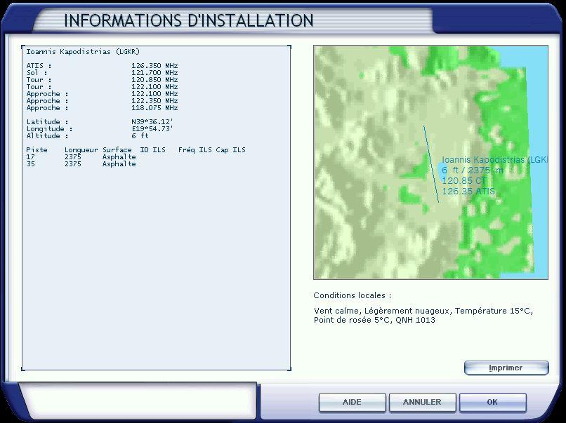Etape 3: Périple île Constellation direction Αερολιμένας Σητεία3 114138Escale3IoanniskapodistriasLGKR