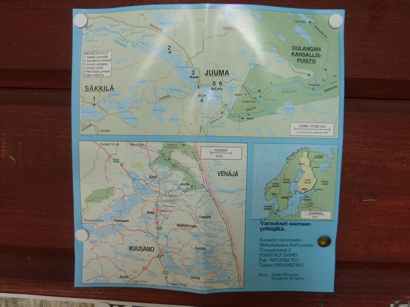 GRAND TOUR DE LA SCANDINAVIE EN 60 JOURS ET 12000 KMS FINLANDE 114548P1130202