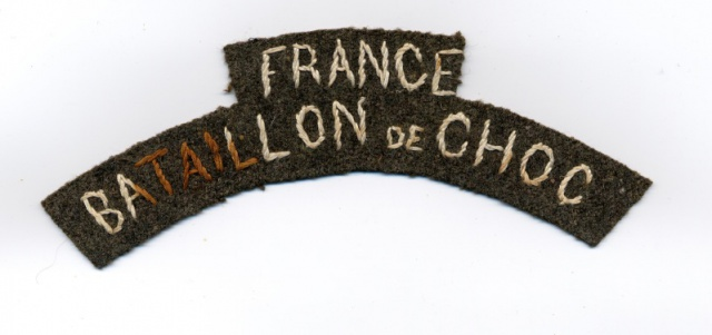 LES INSIGNES DU BATAILLON DE CHOC 1943/1963. 114843JeanMarcFIM3