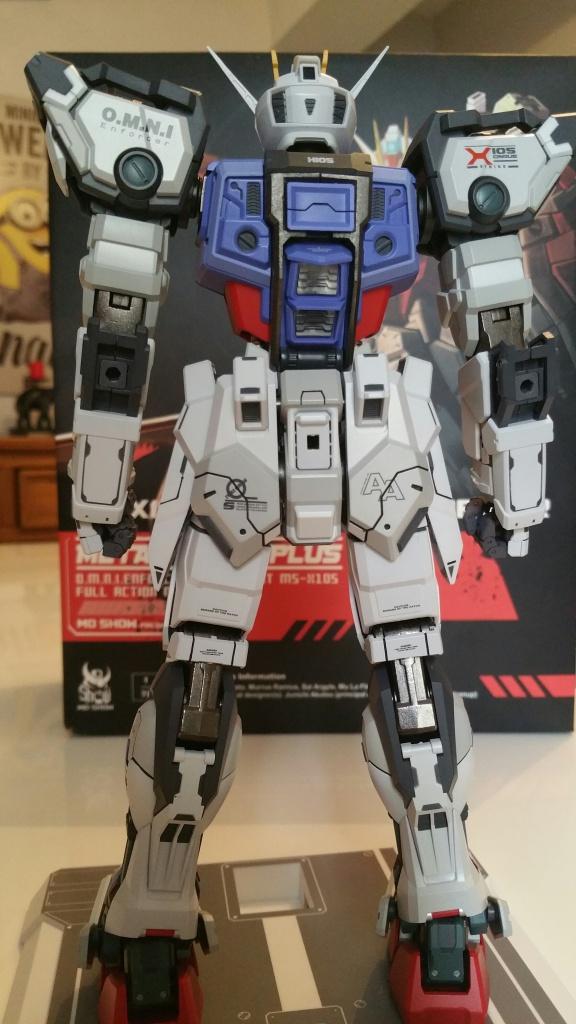 Review/Edito : Strike Gundam Metal Build 1/72 by Moshow la leçon Chinoise donnée a Bandai  116196201610061416331