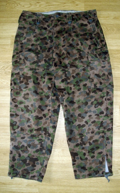 Dot camo trousers 116722autrich1