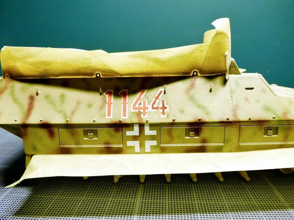 sdkfz - SdkFz 251 / 9  Tamiya / AFV 116942P1060604Copier
