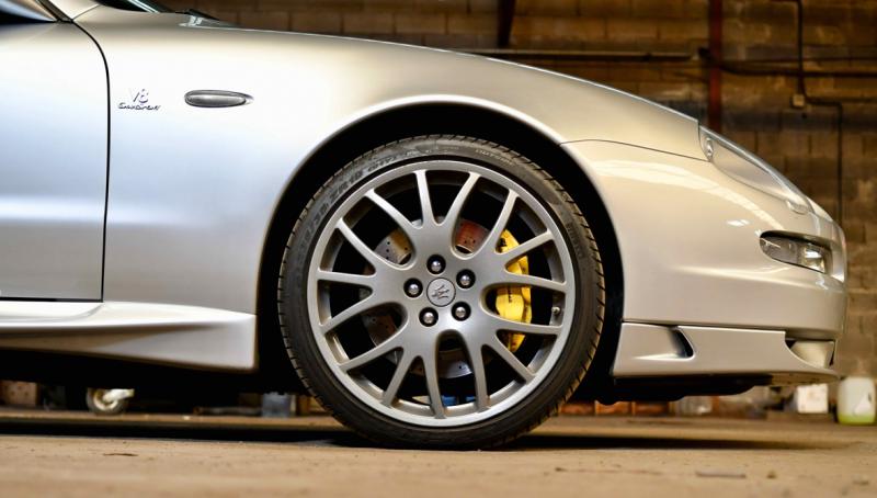 A vendre Maserati GranSport 117056annonce3