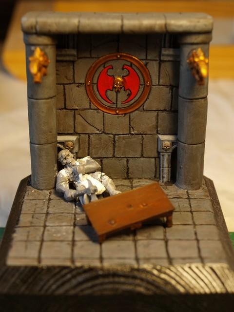 Nain Blanc tueur de vampire 117961Nainblancdecor6