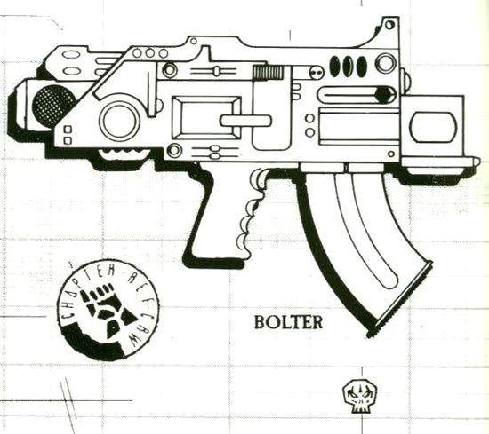 L'Armurerie W40K :  armes pour les grands enfants ! 118561boltguns2