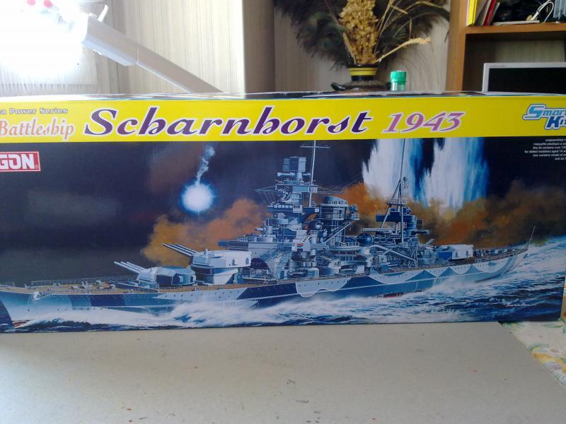 DKM Scharnhorst de  Dragon 1/350° - Page 2 11932111102010811