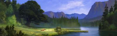 La Rivière Paisible (Payante)
