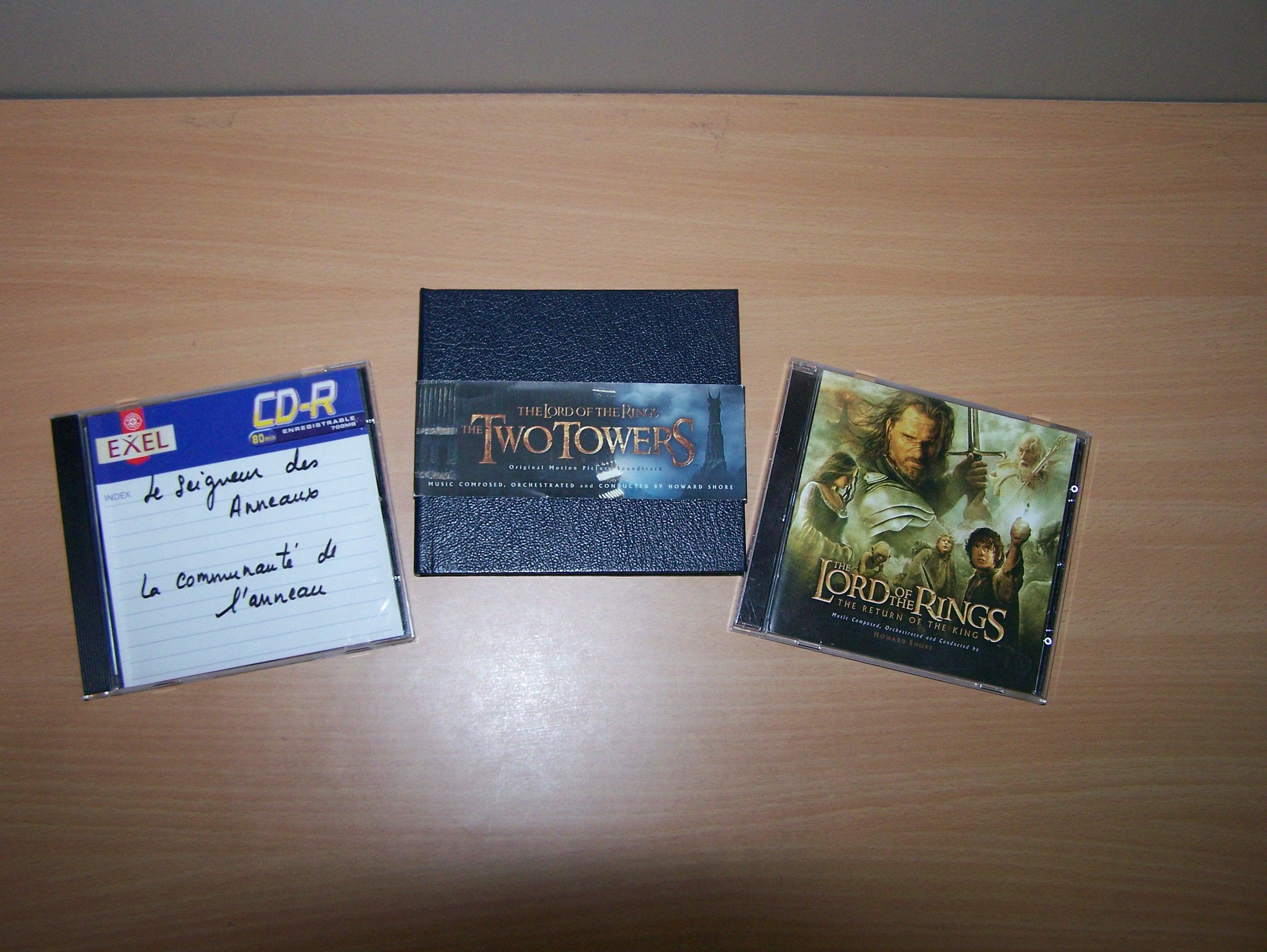 Le Seigneur des Anneaux / The Hobbit #3 120343MaCollectionSeigneurdesAnneaux03