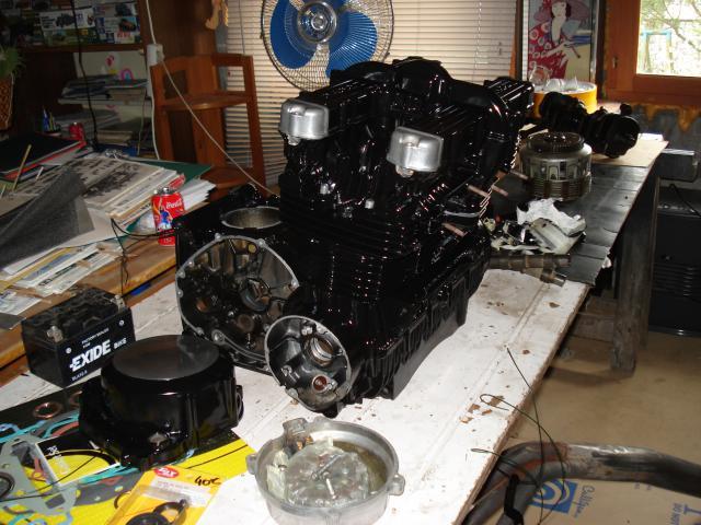 Restauration et modification  Z650 - Page 2 121058DSC03680