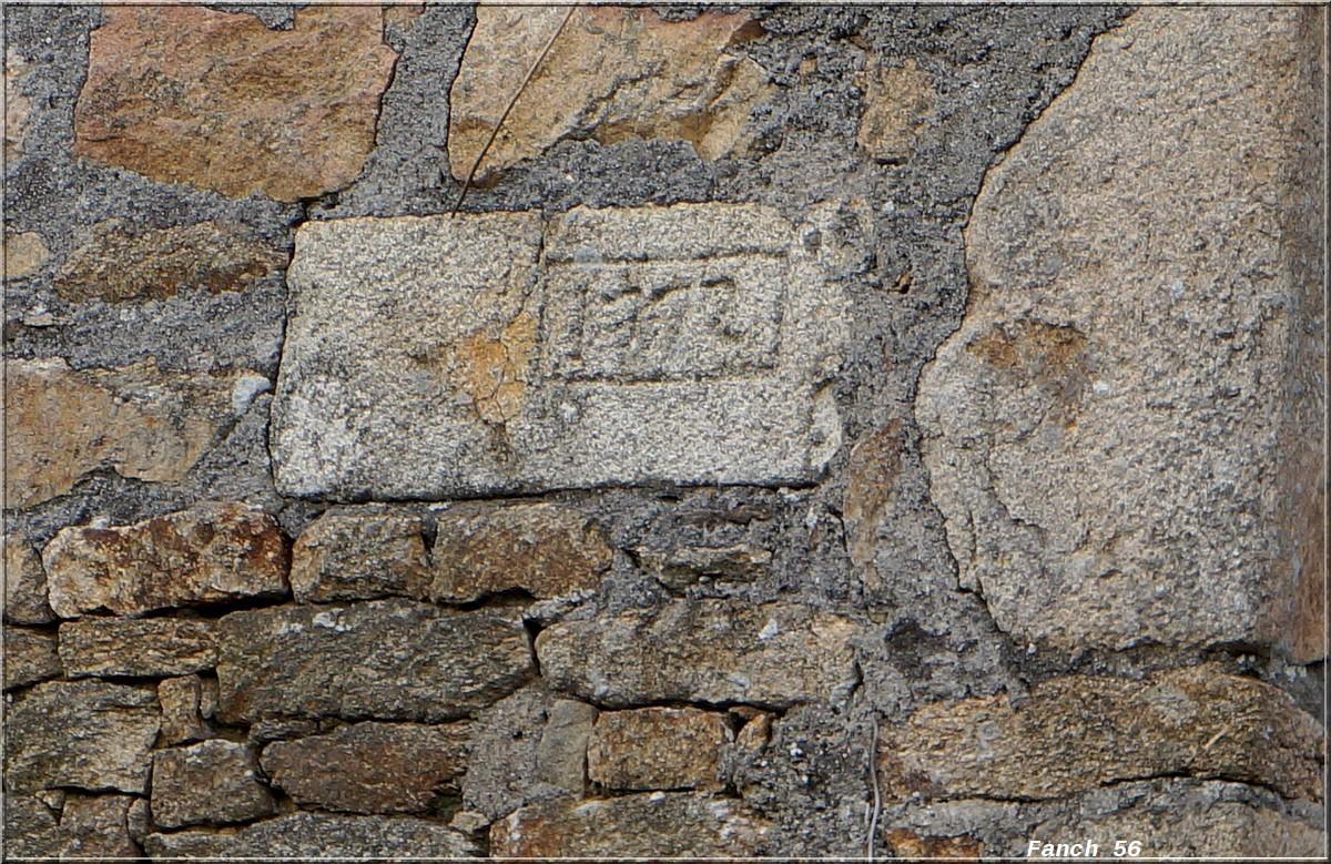 Fil ouvert-  Dates sur façades. Année 1602 par Fanch 56, dépassée par 1399 - 1400 de Jocelyn - Page 2 121169datenostang1773