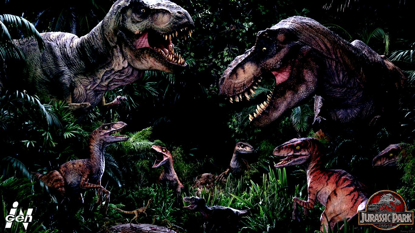 Après Jurassic Park 3D... 121673jurassicparkwallpaper