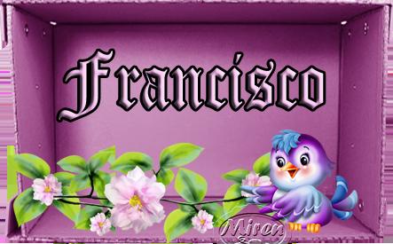 Nombres con F - Página 3 1219751Francisco