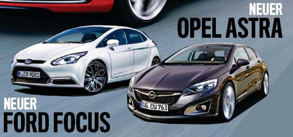 2015 Opel Astra V K Page 5