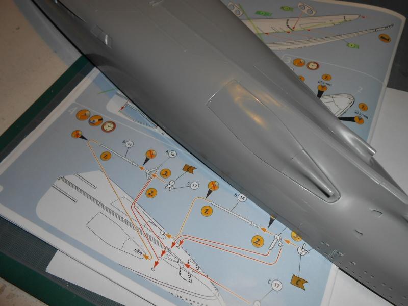 Bismarck Revell Premium 1/350 122172DSCN7490