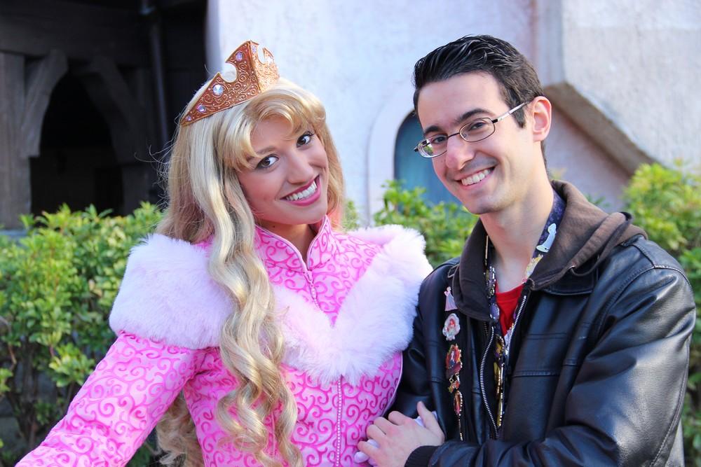 Vos photos avec les Personnages Disney - Page 2 122202IMG7933