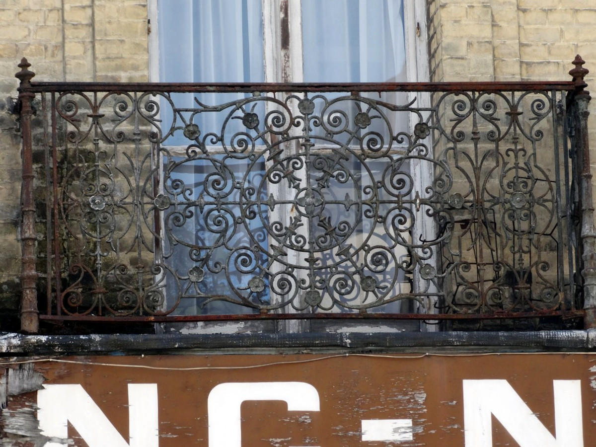 Balcons en fer forgé 122614030Copier