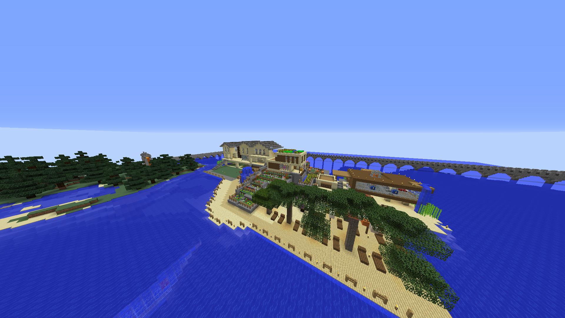 Serveur Minecraft de la Vidéothèque d'Alexandrie 12276820161016133209