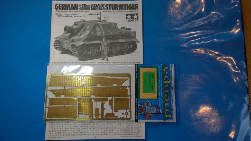 Sturmtiger TAMIYA au 1/35e 122950WP20141022103913Pro