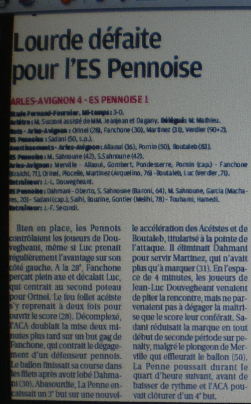 AC ARLES-AVIGNON B // CFA2  MEDITERRANEE GROUPE E  - Page 2 123604IMGP6150