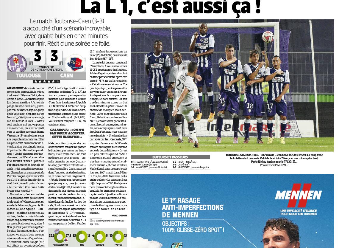 [6e journée de L1] Toulouse FC 3-3 SM Caen - Page 2 123615toulouse
