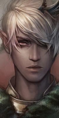 Galerie d'avatars : elfes 124005elfe2