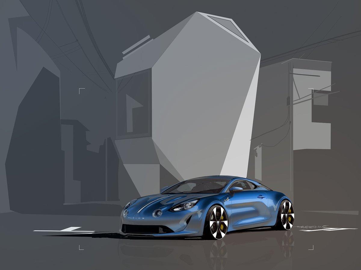 [Présentation] Le design par Alpine 124498C68kCxNWoAAEYk6