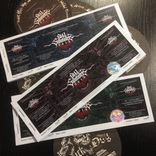 05/06.09 - Venom,Carcass,Pentagram,Sodom,.. @ Fall of Summer - Page 2 124763photoTickets