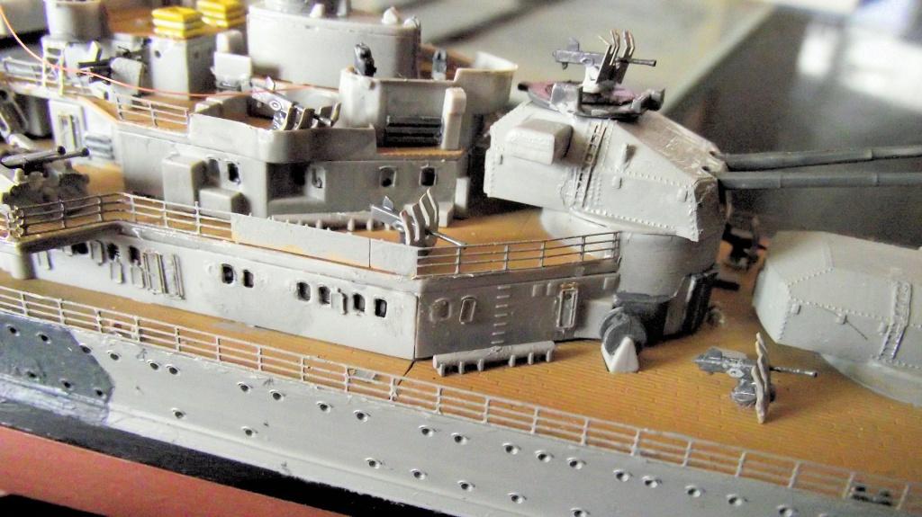 Prinz Eugen Trumpetter 1x350 avec PE Eduard 124873PrinzEugen1x35042