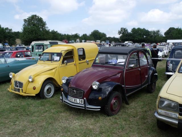 23e rassemblement de véhicules anciens et d'exception de Verna (38) - 2013 - Page 5 12504292