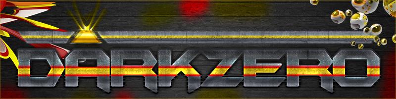 DarkZero Design' 126336DarkZeroBannire