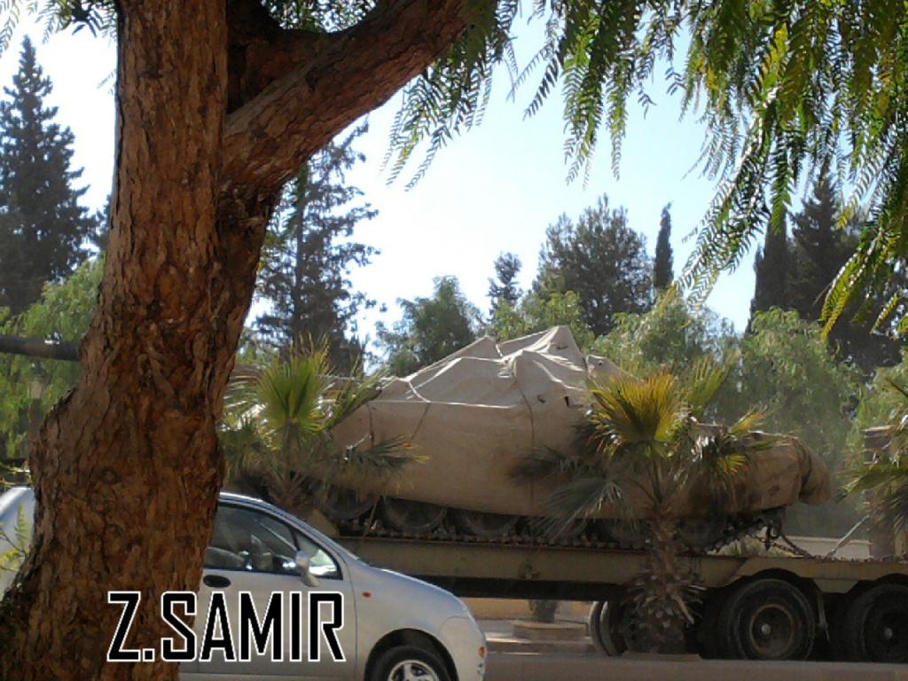 صور دبابات قتال رئيسية الجزائرية T-72M/M1/B/BK/AG/S ] Main Battle Tank Algerian ]   126660Photo0162