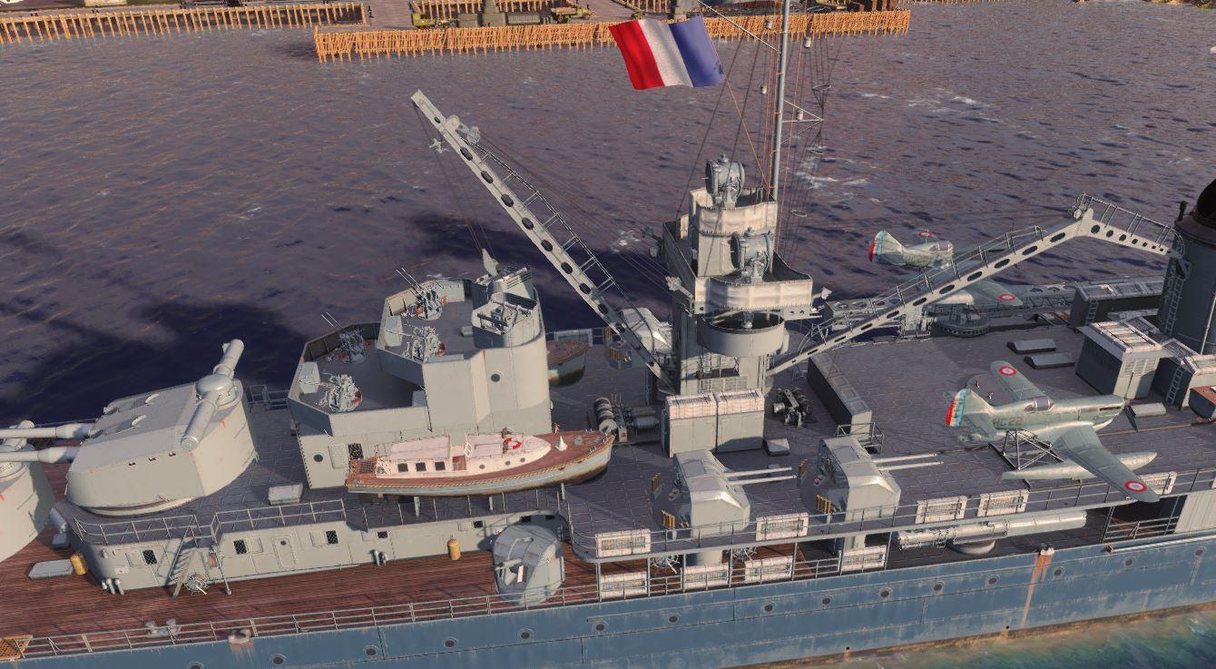 """Croiseur Algérie 1/400 """"quasi scratch"""" - Page 3 126825Algrie1"""