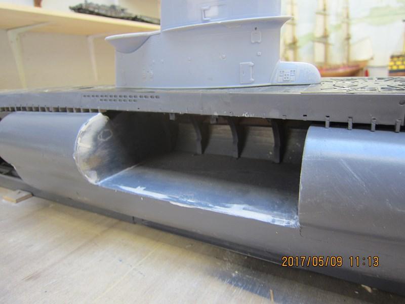 U-boat  U 96  1/48 de Hachette/Amati - Page 2 127413IMG4633Copier