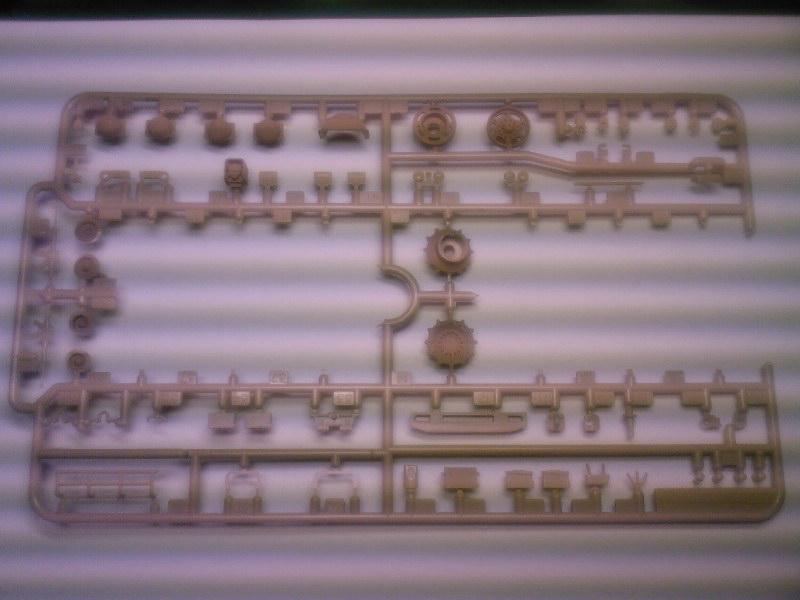 Le transporteur de troupe M2A2 par l'ancien au 1/35è Tamiya 127473SPA1370jpg