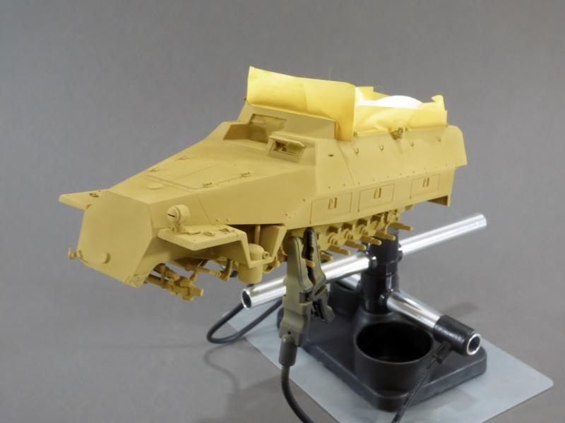 sdkfz - SdkFz 251 / 9  Tamiya / AFV 127593P1060331Copier