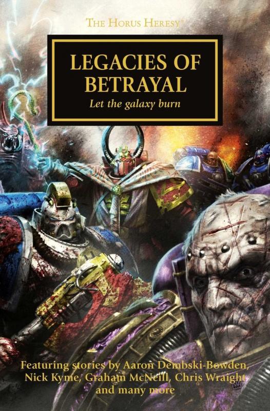 [Horus Heresy] Legacies of Betrayal - Anthologie 12761081ay88no3iLSL1500