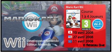 Mario Kart Wii | Wii 127809mkw