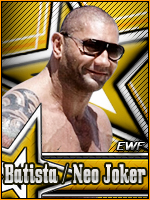 Main Event ASR - Hopes Championship 128570Batista