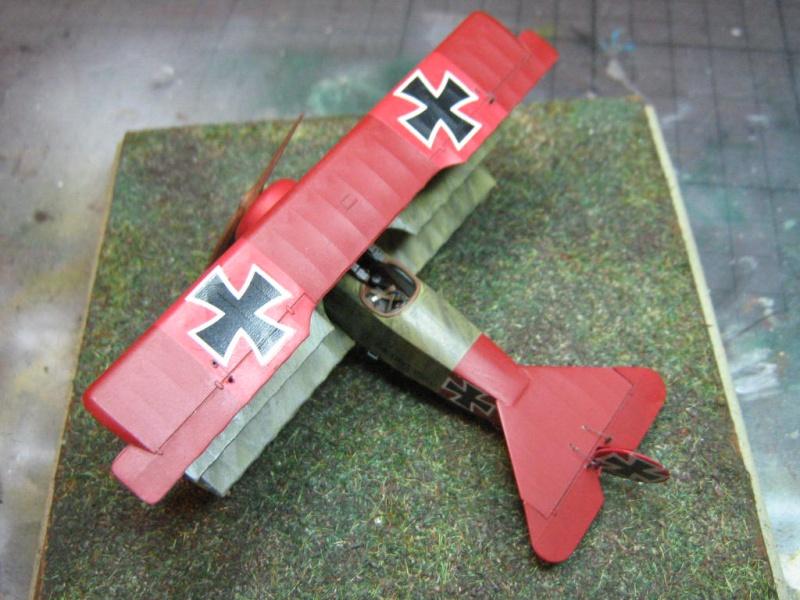 Fokker Dr I 152/17 Rittmeister Manfred von Richthofen [Eduard 1/72] 129961IMG0283