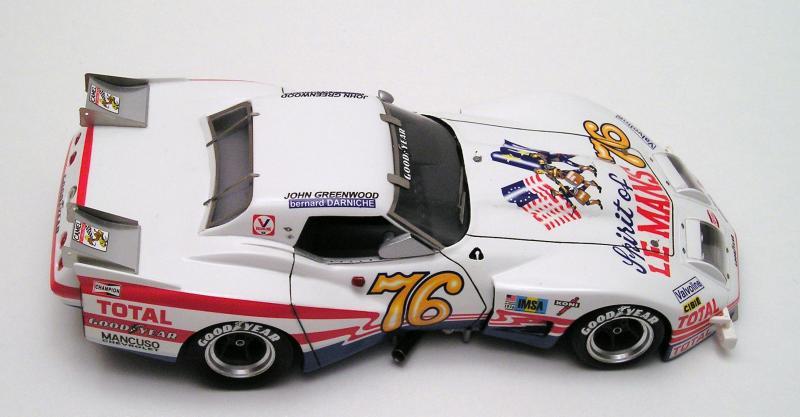Corvette Greenwood le Mans 1976 130325012