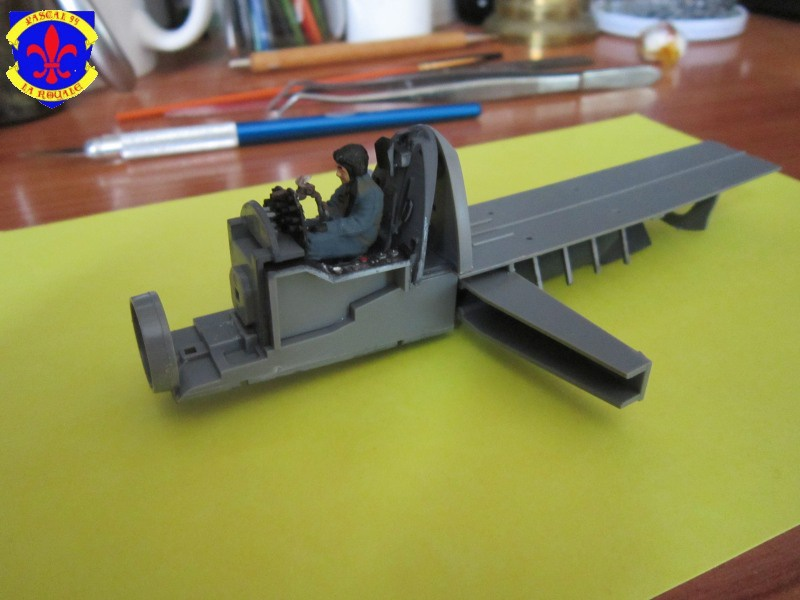 Dornier 335 A PFEIL de Tamiya au 1/48 par Pascal 94 130415IMG36891