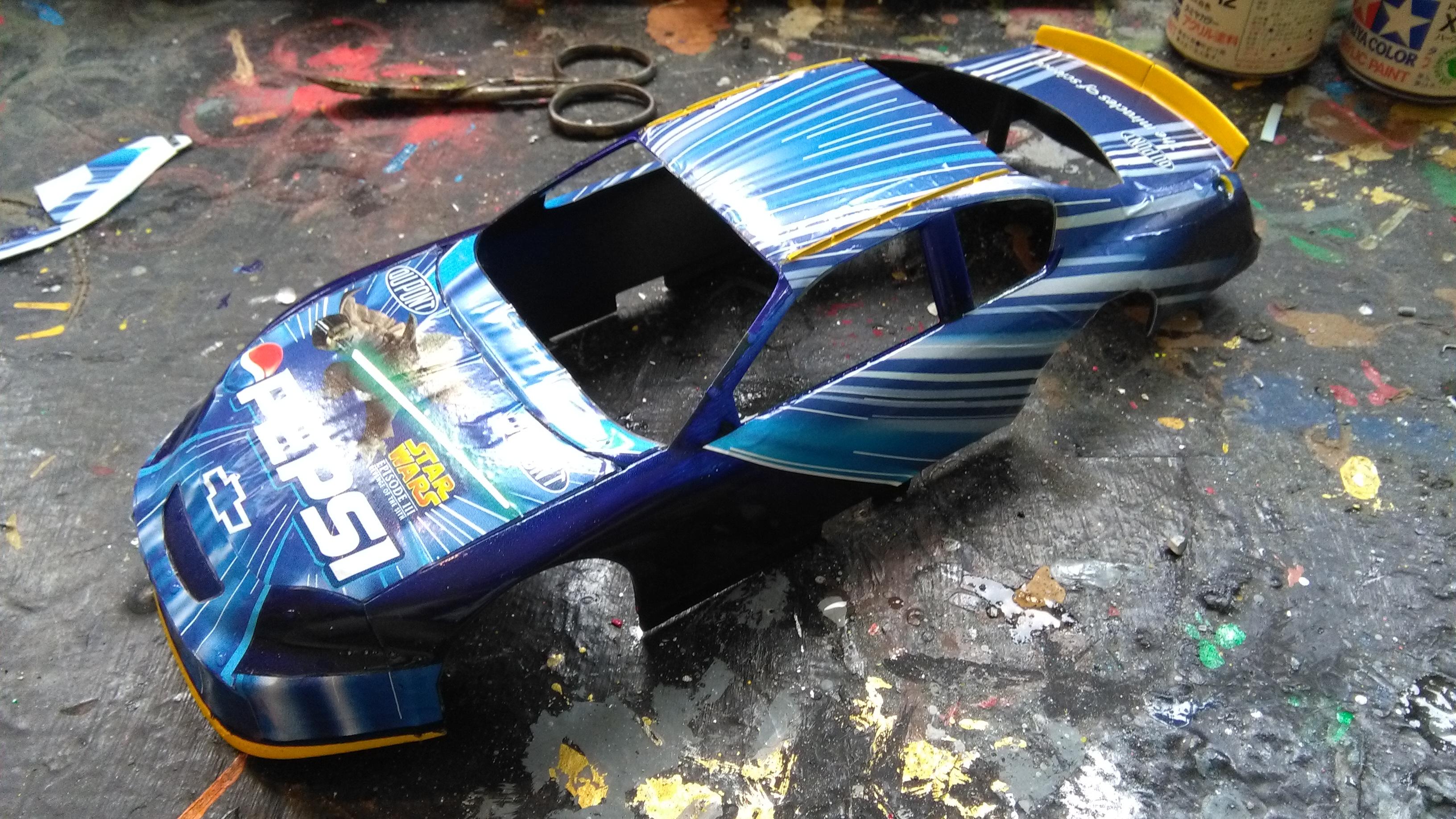 Chevy Monte-Carlo 2005 #24 Jeff Gordon Pepsi/Star Wars  131428IMG20170428170316