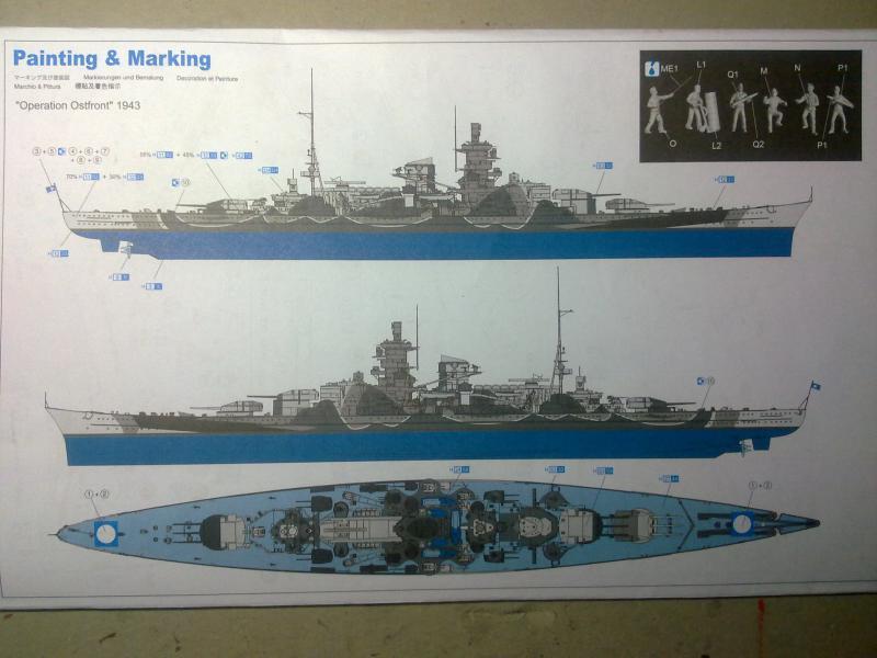 DKM Scharnhorst de  Dragon 1/350° - Page 2 13238515102010833